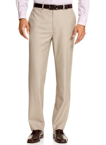 tan dress pants for men - Pi Pants